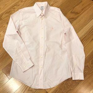 Brooks Brothers Regent no iron button down shirt